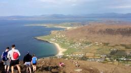 mountaineering achill island