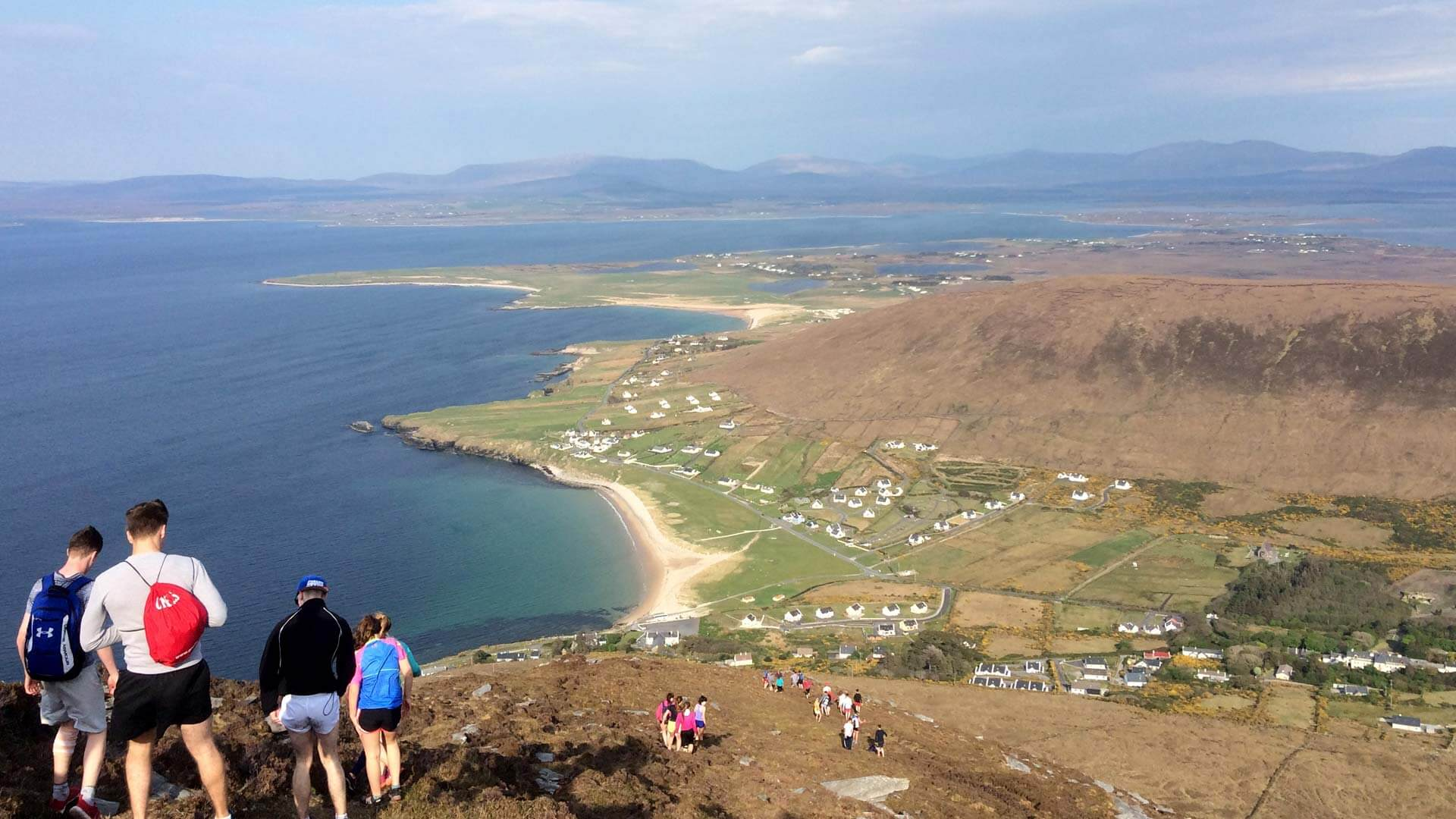 School Tours To Achill