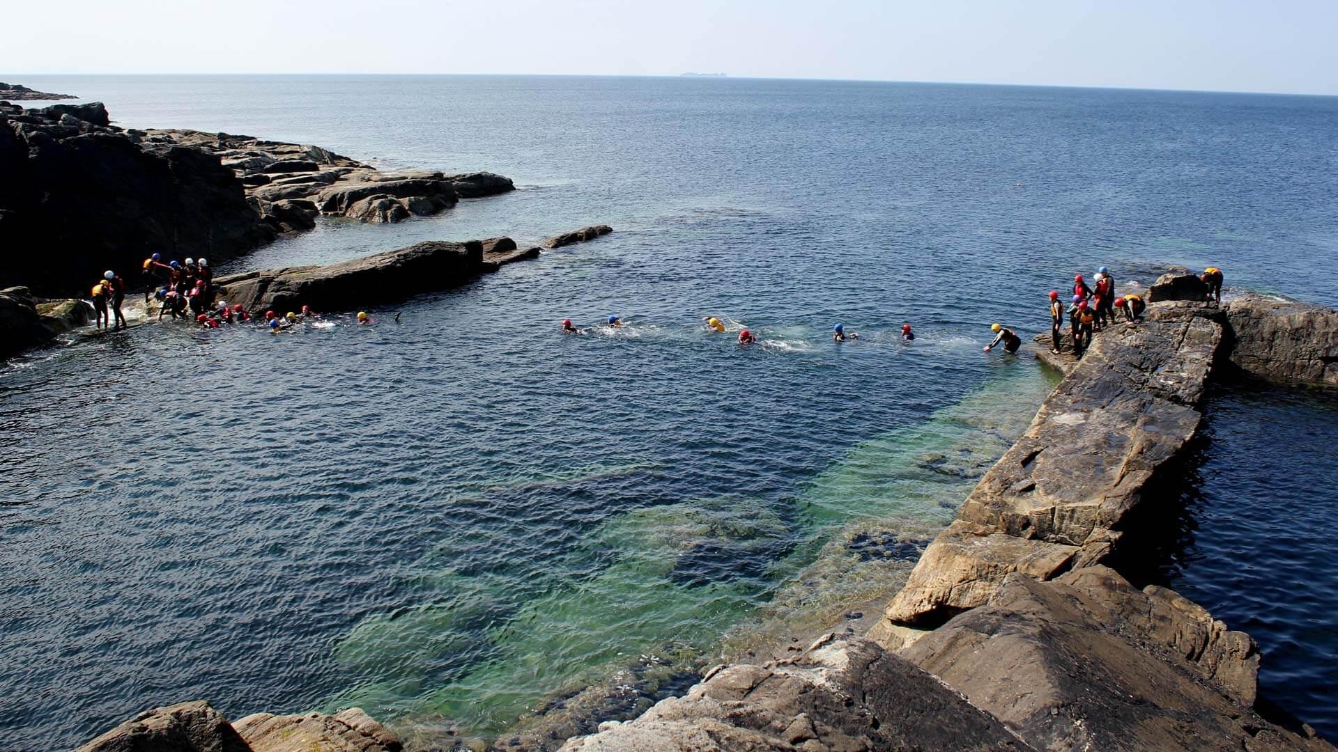 school tours achill island