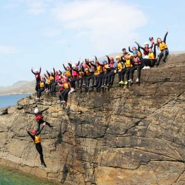 Coasteering Activities