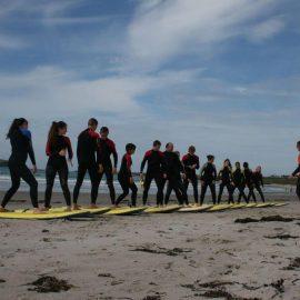 surf school keel