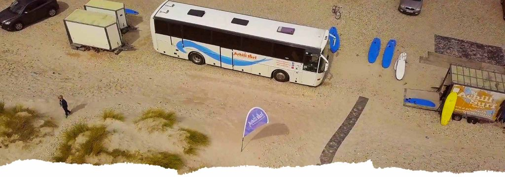 Shuttle Bus Service to Achill